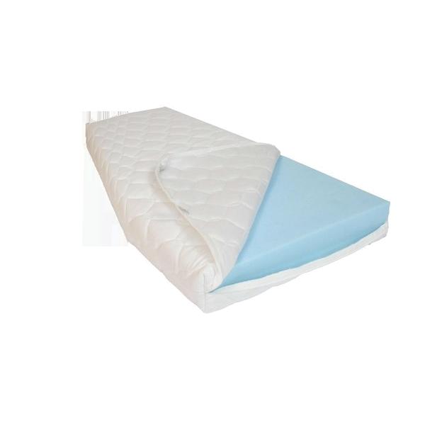 Frans matras op maat van koudschuim.