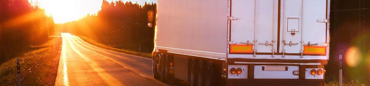 Vrachtwagen matras